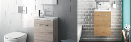 lave-mains meuble WC 2018
