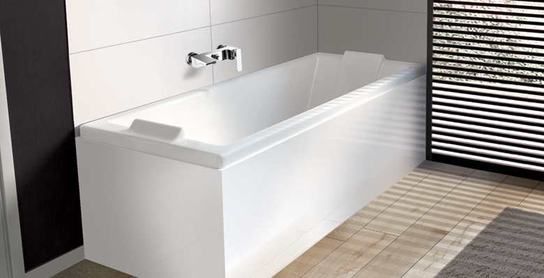 Baignoire bain allibert france - Baignoire contemporaine ...